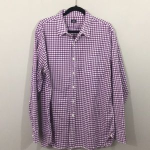J. Crew 2 Ply New York, NY button down